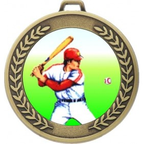 Baseball Softball Medal MJ50-K24 - Trophy Land
