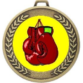 Combat Sports Medal MJ50-K32 - Trophy Land