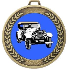 Motorsports Medal MJ50-K34 - Trophy Land