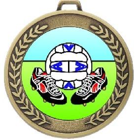 Football Medal MJ50-K84 - Trophy Land