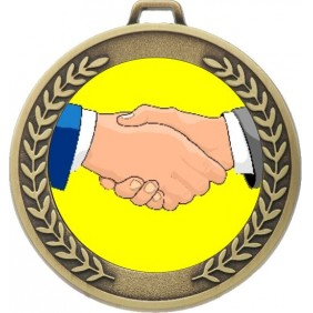 Sales Medal MJ50-K95 - Trophy Land