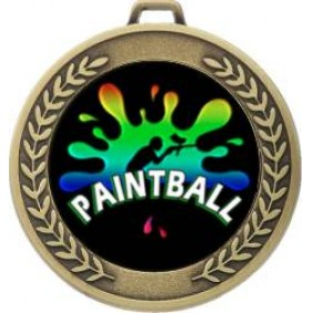 Paintball Medal MJ50-PAIN02 - Trophy Land