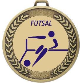 Futsal Medal MJ50-TLFutsal - Trophy Land
