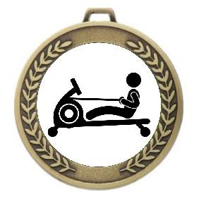 Exercise Medal MJ50-TLRowM - Trophy Land