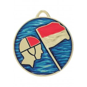 Life Saving Medal MP058G - Trophy Land