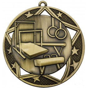 Gymnastics Medal MQ914G - Trophy Land