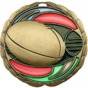 A F L Medal MS912G - Trophy Land