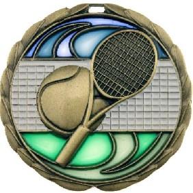 Tennis Medal MS918G - Trophy Land