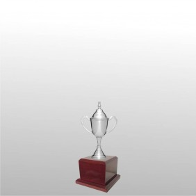 Classic Silver Cups MT100-18 - Trophy Land