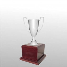 Classic Silver Cups MT102-17 - Trophy Land