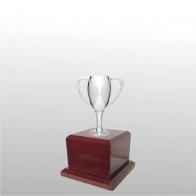 Classic Silver Cups MT104-13 - Trophy Land