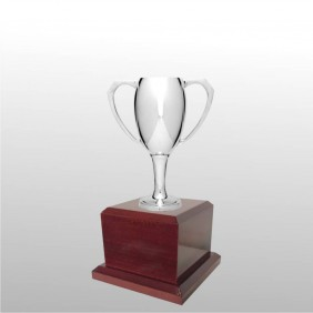Classic Silver Cups MT104-18 - Trophy Land