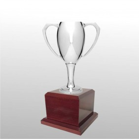 Classic Silver Cups MT104-22 - Trophy Land