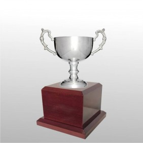 Classic Silver Cups MT122-17 - Trophy Land