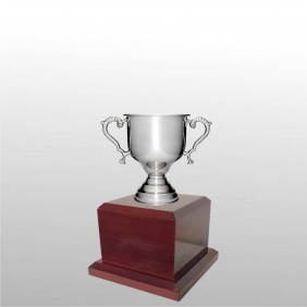 Classic Silver Cups MT201-18 - Trophy Land