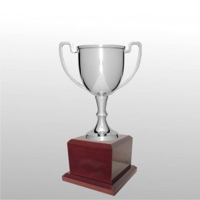Classic Silver Cups MT209-26 - Trophy Land