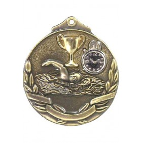 Swimming Medal MT902 - Trophy Land