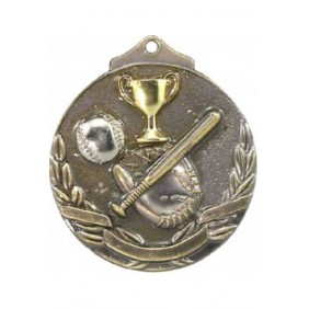 Baseball Softball Medal MT903G - Trophy Land