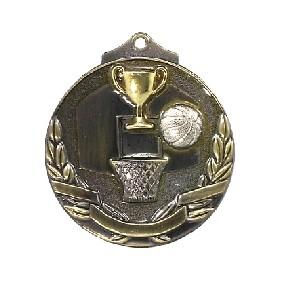 Basketball Medal MT907 - Trophy Land