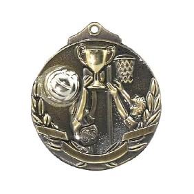 Netball Medal MT911 - Trophy Land