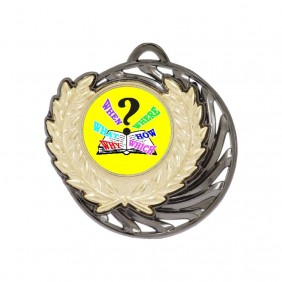 Trivia Medal MV950-K132 - Trophy Land