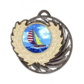 Sailing Medal MV950-K147 - Trophy Land