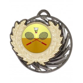 Badminton Medal MV950-K23 - Trophy Land