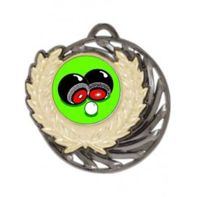 Lawn Bowls Medal MV950-K31 - Trophy Land