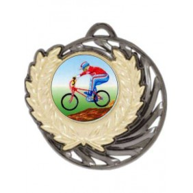 Cycling Medal MV950-K54 - Trophy Land