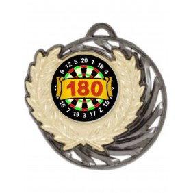 Darts Medal MV950-K67 - Trophy Land