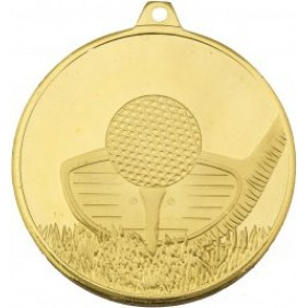 Golf Medal MZ909G - Trophy Land