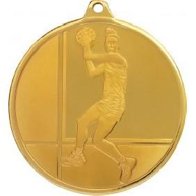 Netball Medal MZ911G - Trophy Land