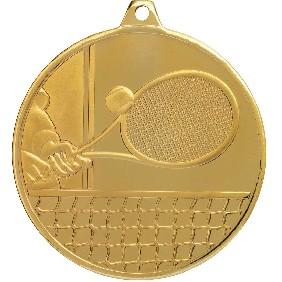 Tennis Medal MZ918G - Trophy Land