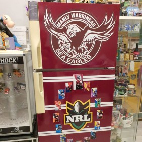 Signage Gallery Manly Sea Eagles Sign - Trophy Land