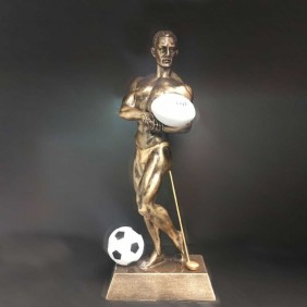Corporate Awards Gallery Multi-Sport Novelty Trophy - Trophy Land