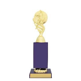 Netball Trophy N0173 - Trophy Land