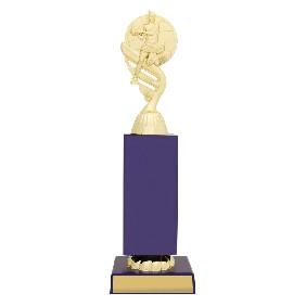 Netball Trophy N0174 - Trophy Land