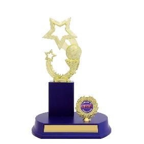 Netball Trophy N0182 - Trophy Land