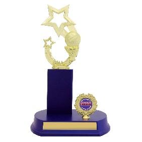 Netball Trophy N0183 - Trophy Land