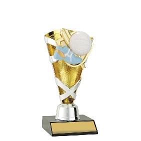 Netball Trophy N1002 - Trophy Land