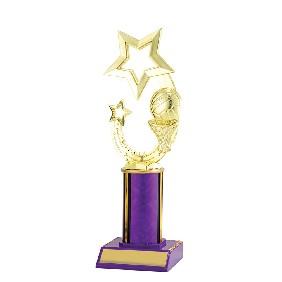 Netball Trophy N1008 - Trophy Land