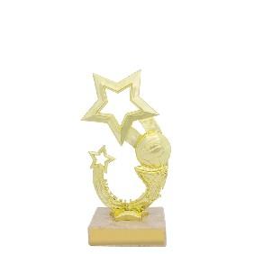 Netball Trophy N1011 - Trophy Land