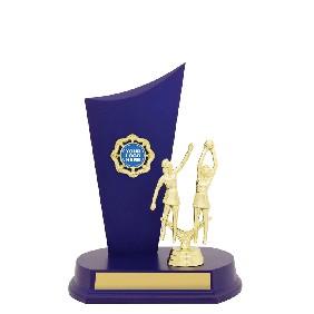 Netball Trophy N1051 - Trophy Land