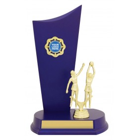 Netball Trophy N1053 - Trophy Land