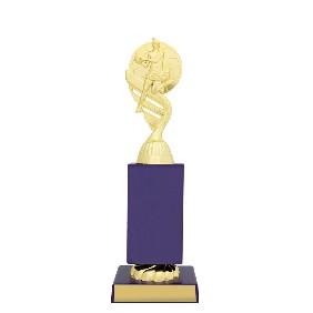 Netball Trophy N1063 - Trophy Land