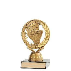 Netball Trophy N1068 - Trophy Land
