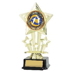 Netball Trophy N1077 - Trophy Land