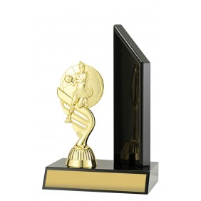 Netball Trophy N1083 - Trophy Land