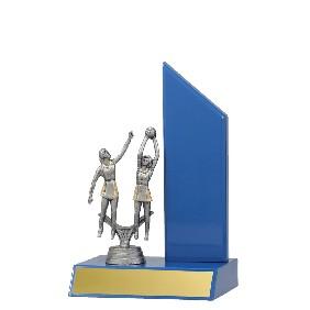 Netball Trophy N1101 - Trophy Land