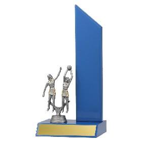 Netball Trophy N1103 - Trophy Land